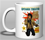 Vintage James Brown Uptown Theater Mug from www.retrophilly.com