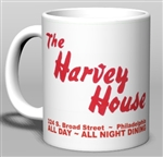 Vintage Philadelphia Harvey House Restaurant Mug from www.retrophilly.com