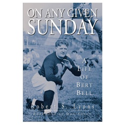 on any given sunday: bert bell by robert lyons from www.retrophilly.com