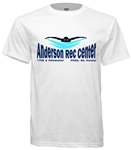 Vintage Anderson Rec Center Philadelphia T-Shirt from www.RetroPhilly.com