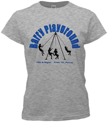 Vintage Barry Playground Philadelphia Tee from www.RetroPhilly.com
