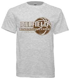 Vintage Belfield Recreation Center Philadelphia T-Shirt from www.RetroPhilly.com