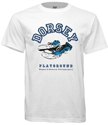 Vintage Dorsey Playground Philadelphia T-Shirt from www.RetroPhilly.com