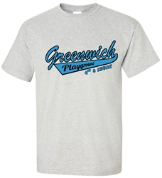 Vintage Greenwich Playground Philadelphia T-Shirt from www.RetroPhilly.com