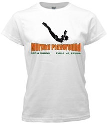 Vintage Murphy Playground Philadelphia Tee from www.RetroPhilly.com