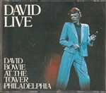 DAVID BOWIE:  Live at The Tower Theater from www.retrophilly.com