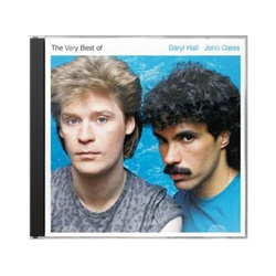 very best of hall & oates cd from www.retrophilly.com