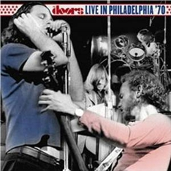 The Doors: Live in Philadelphia 1970 CD www.retrophilly.com