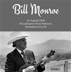 Bill Monroe Philadelphia Folk Festival 1968 from www.retrophilly.com
