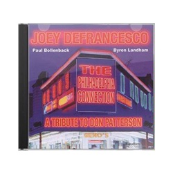joey defrancesco philadelphia connection from www.retrophilly.com