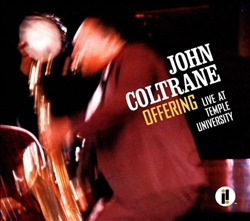 John Coltrane Live at Temple University CD from www.retrophilly.com
