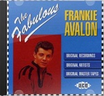 Frankie Avalon CD from www.RetroPhilly.com