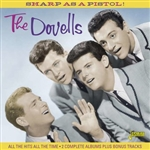best of the dovells cd from www.retrophilly.com