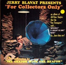 Jerry Blavat: The Geator For Collectors' Only CD from www.retrophilly.com