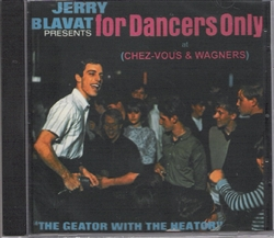 Jerry Blavat: The Geator For Dancers Only CD from www.retrophilly.com