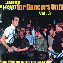 Jerry Blavat: The Geator For Dancers Only CD  Volume 3 from www.retrophilly.com