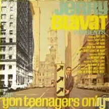 Jerry Blavat: For Yon Teenagers Only CD from www.retrophilly.com