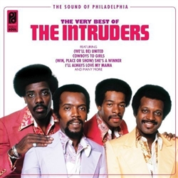The Very Best of The Intruders CD from www.retrophilly.com