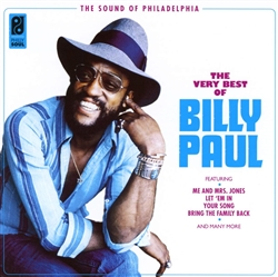 The Best of Billy Paul CD from www.retrophilly.com